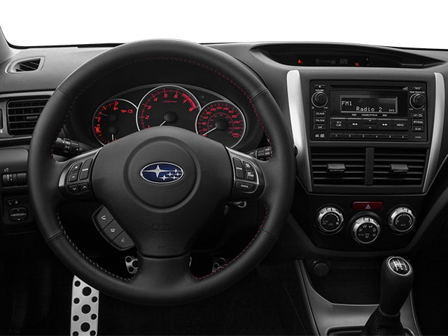 2014 Subaru Impreza Wagon WRX WRX